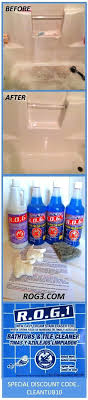 Best Bathroom Cleaning Products Amazing Best Bathtub Cleaning Products Diy Tub And Shower Cleaner Picture