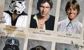 exclusive artwork star wars yearbook pages from a long time