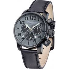 in1224bkgy ingersoll mens colby black leather strap watch ingersoll in1224bkgy mens colby black leather strap watch
