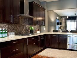Small Kitchen Black Cabinets Kitchen Ideas Small Kitchen With Gray Rope Cabinets And Black Miserv