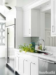 Kitchen Pass Through Glossy White Kitchen White Kitchen Decorating Ideas