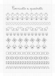 Cornicette E Disegni A Quadretti Art Arte Di Scuola Primaria Le