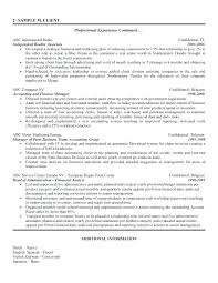 Financial Research Analyst Quantitative Research Analyst Resume ...