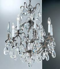 iron and crystal chandelier wrought iron crystal chandeliers lighting we specialize in making 19th c rococo