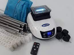 Tủ sấy quần áo Samsung với tia UV diệt khuẩn công nghệ cao - Máy giặt -  VnExpress Rao Vặt