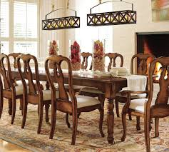 dining rustic kitchen table sets pottery barn chairs with chair pads and end tables cushions set