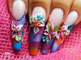 3d Nail Art Designs Amazing Nail Art Designs Ideas For Long Nails ...