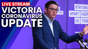 News and updates from dan andrews and his team. Watch Live Daniel Andrews Press Conference Today After Melbourne Covid Restrictions Eased 7news Com Au