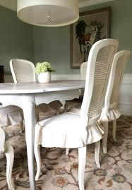 french dining room chair slipcovers. Elegant Dining Rooms Room Reveal French Provincial Set Makeover Mr Wilson Chair Slipcovers