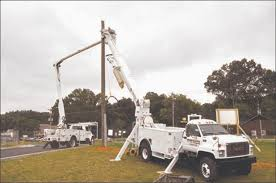 electrical power poles installation great installation of wiring utility poles aerial power voice data lines anchor electric rh anchorelectric us power pole installation manual for electric service pole installation