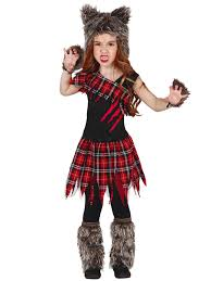 want a costume with a difference this this scottish wolf costume might be just what you re looking for