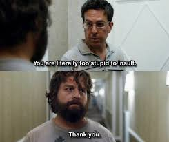 Funniest Movie Quotes Gorgeous Funny Movie Quotes Funny Hang Over Hangover Movie Quote