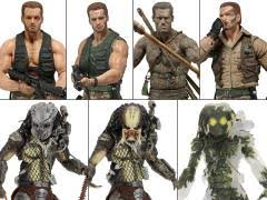 <b>NECA</b> 30th <b>Anniversary</b> Action Figures, Statues, Collectibles, and ...