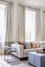 Love the drapes ! Tranquil sitting room Contemporary Modern  TraditionalNeoclassical by Sims Hilditch