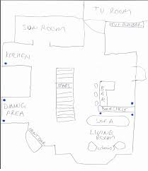 new house open plan options what to get sonos community how many sonos speakers can you have at Sonos House Diagram