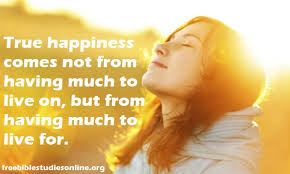 Bible Quotes About Happiness