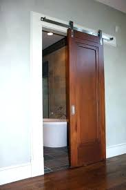 can a barn door lock architecture beautiful can you lock a barn door 2 impressive sliding