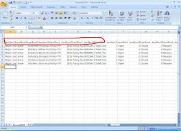 Exports to CSV contains header as textbox name in Reporting ...