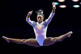 Team usa gymnast simone biles will take part in tuesday's balance beam final at the tokyo 2020 olympics, usa gymnastics has confirmed. Simone Biles Most Amazing Moves Yurchenko Double Pike Biles Ii And More People Com