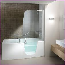 Bathtub with shower zone examples!