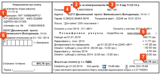Новости Киева новые счета от Киевэнерго В городе