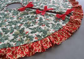 Tree Skirt Patterns