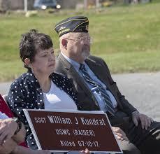 Frederick honors fallen Marine with bridge dedication   Military ...