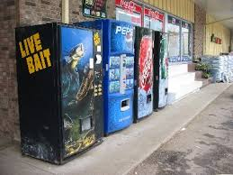 Bait Vending Machine New Nebraska Bait Shops In The Wild With Greg Wagner