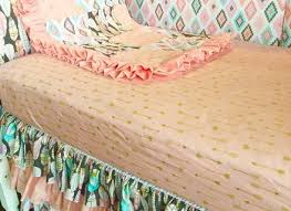 Dream Catcher Baby Bedding Pink And Teal Baby Bedding Palmyralibraryorg 80