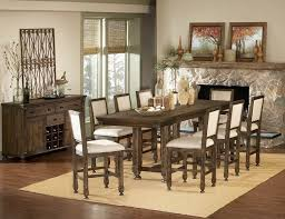 ardenwood counter height dining set