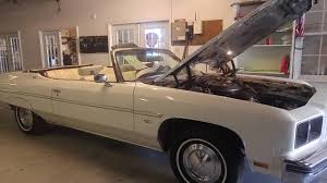 1975 Convertible Chevy Caprice for sale - YouTube
