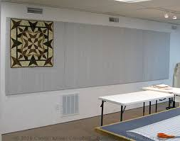 DIY Sliding Quilt Design Wall • Freemotion by the River & Do It Yourself Quilt Design Wall Adamdwight.com