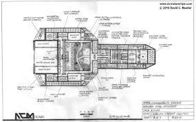 Modular Starships  Galactic Association Of Intelligent Life  GAILESpaceship Floor Plan