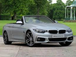 BMW Convertible 4 series bmw convertible : Used 2017 BMW 4 Series 420i M Sport Convertible for sale in ...
