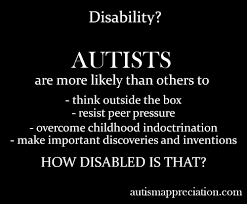 why autistic children need autistic teachers © frank l ludwig  disabled