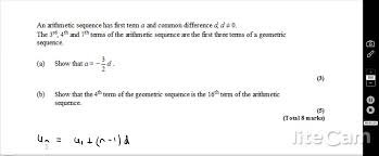 arithmetic geometric sequence worksheet pdf them and try to solve