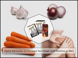 5 Home Reme s to Increase Power and Stamina in Men