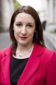 I've been protesting about it ever since.' Rachel Reeves, aged 32, MP for Leeds West and the shadow pensions minister. - Rachel-Reeves-shadow-pens-004