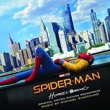 <b>O.S.T. Spider-Man</b>. <b>Homecoming</b> (CD) - купить музыкальный диск ...