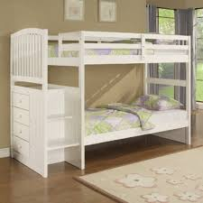 twin bunk beds white. Fine Beds In Twin Bunk Beds White V