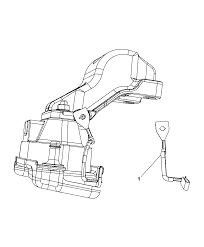 2008 chrysler town country ground straps powertrain diagram i2182517