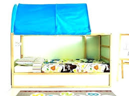 Diy Canopy Over Toddler Bed Childs Bunk Kid 3 Home Improvement ...