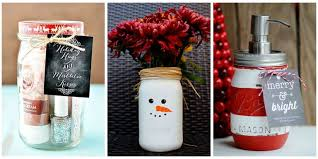 Decorating Mason Jars For Gifts 100 DIY Mason Jar Gift Ideas Homemade Gifts In Mason Jars 52