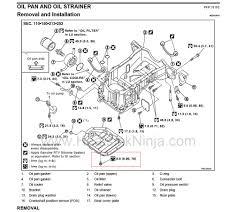 Engine Oil Drain Plug Torque Chart 2018 Oil Pan Bolt Torque Specs My350z Com Nissan 350z And