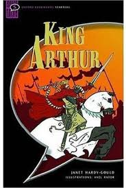 9780194232142 king arthur and the knights of the round table comic strip