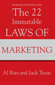 22 Immutable Laws Of Marketing Buy The 22 Immutable Laws Of Marketing Book Online At Low