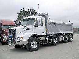 2018 volvo truck. interesting volvo 2018 volvo vhd84b dump truck on volvo truck