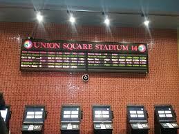 Regal Ronkonkoma Seating Chart Regal Union Square Stadium 14 New York City 2019 All You