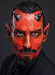 ideas about devil makeup