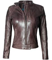 top sleek women s italian leather jacket